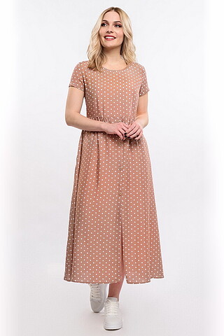 Платье штапель RISE