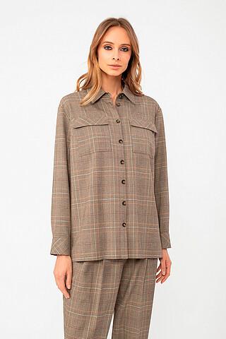 Жакет-рубашка POMPA