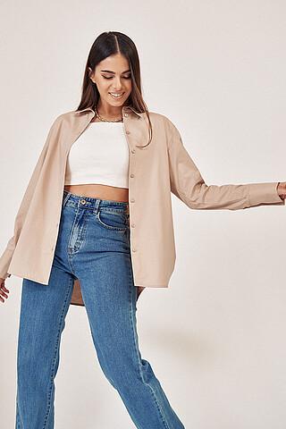 Блуза-рубашка DELIA