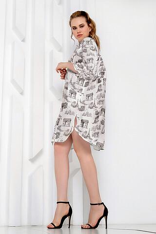 Платье-рубашка VISAVIS