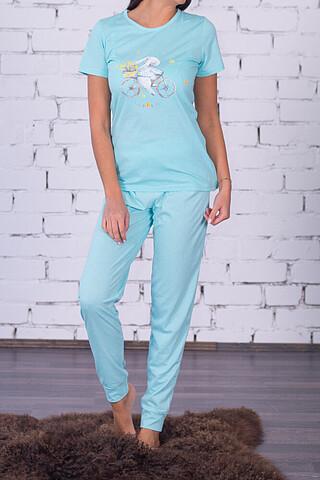 Пижама (футболка+брюки) RAPOSA