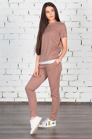 Костюм (футболка+брюки) RAPOSA