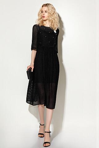 Комплект (Платье + Нижнее платье) PANDA