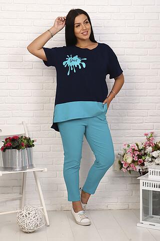 Костюм (футболка+брюки) НАТАЛИ