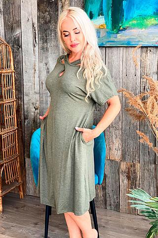 Платье 9072 НАТАЛИ