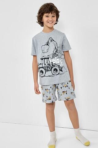 Пижама (фуфайка, шорты) MARK FORMELLE