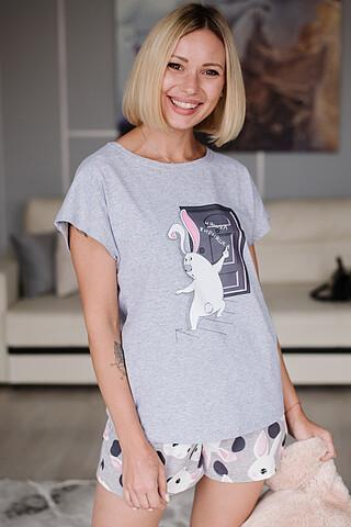 Пижама(футболка+шорты) ALTEX