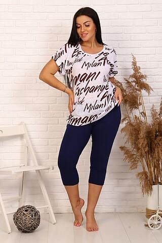 Костюм (футболка+бриджи) SOFIYA37