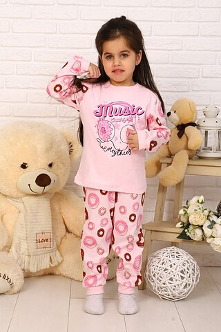 Пижама (футболки+брюки) СОФИЯ37