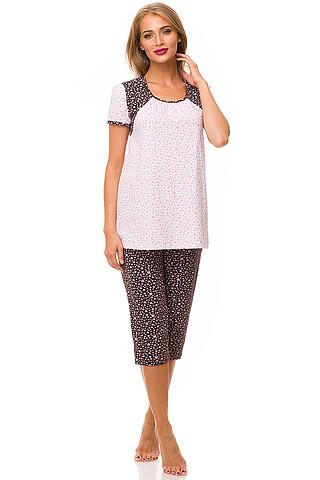 Пижама (Блуза + Бриджи) SHARLIZE