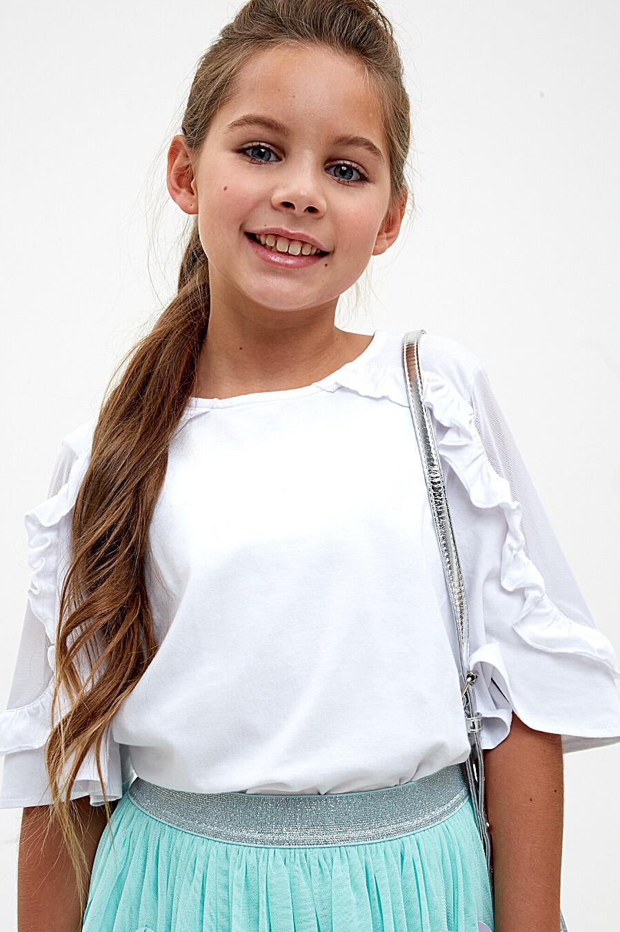 Блузка #100384