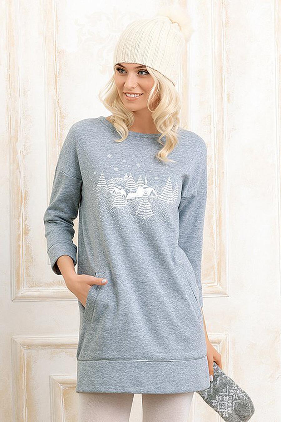 Платье PELICAN (111366), купить в Optmoyo.ru