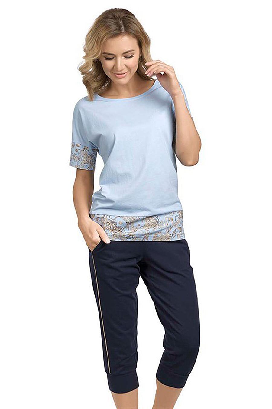 Пижама (Футболка+Брюки) #111420