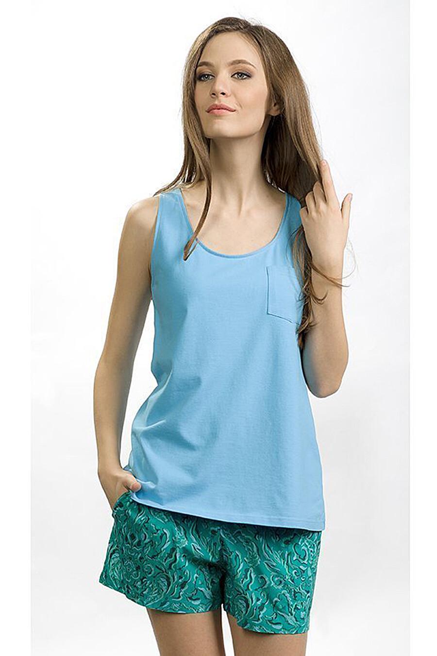 Пижама (Майка+Шорты) PELICAN (111449), купить в Optmoyo.ru