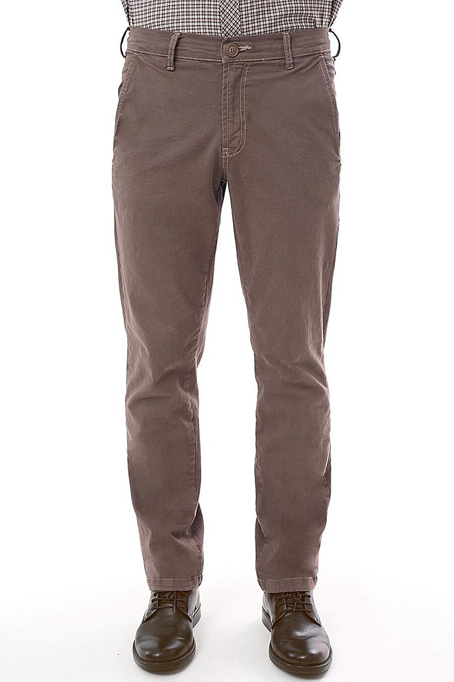 Брюки для мужчин F5 116482 купить оптом от производителя. Совместная покупка мужской одежды в OptMoyo