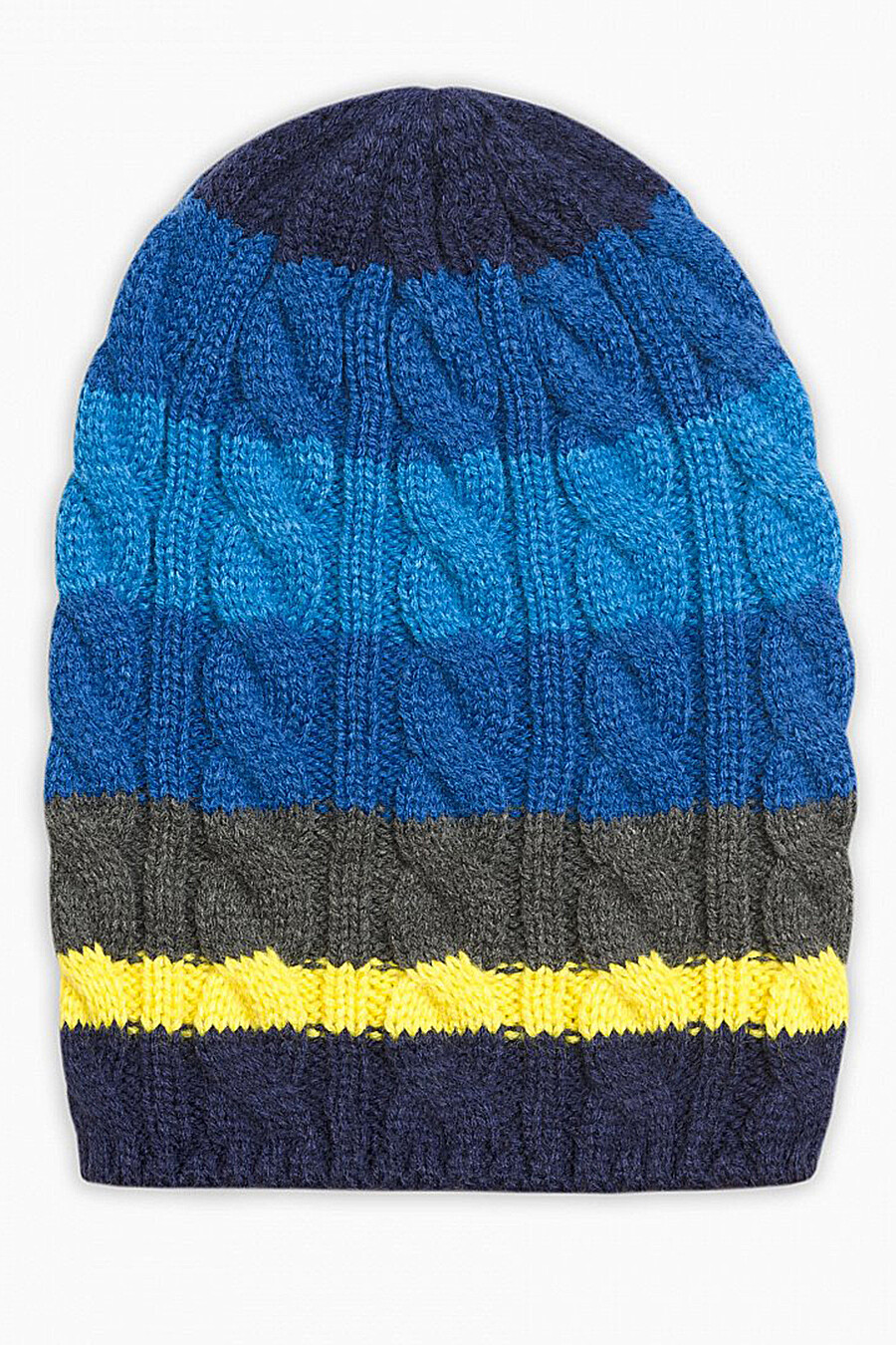 Шапка для мальчиков PELICAN 116734 купить оптом от производителя. Совместная покупка детской одежды в OptMoyo