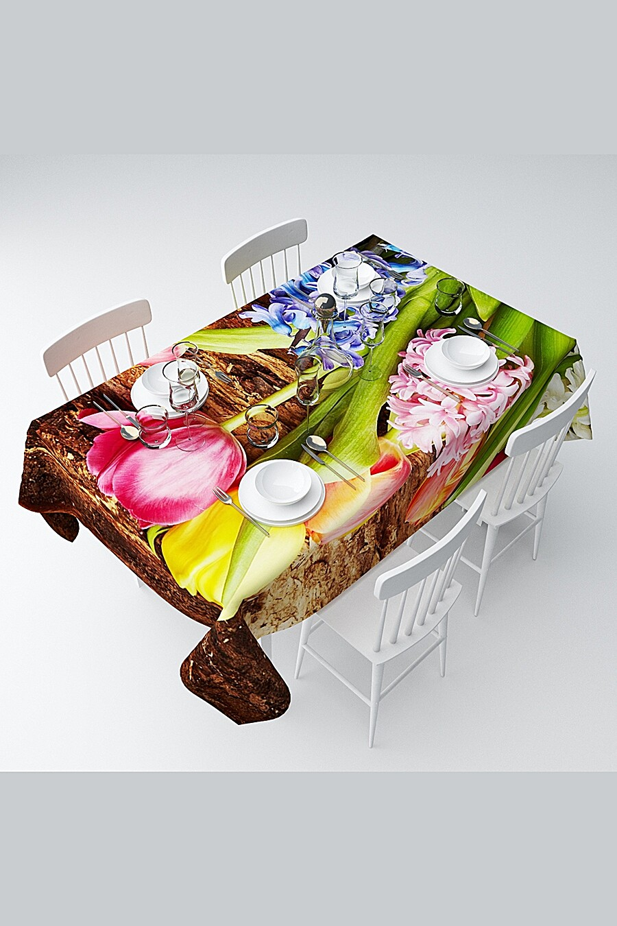 Скатерть с пропиткой для дома ART HOME TEXTILE 120703 купить оптом от производителя. Совместная покупка товаров для дома в OptMoyo