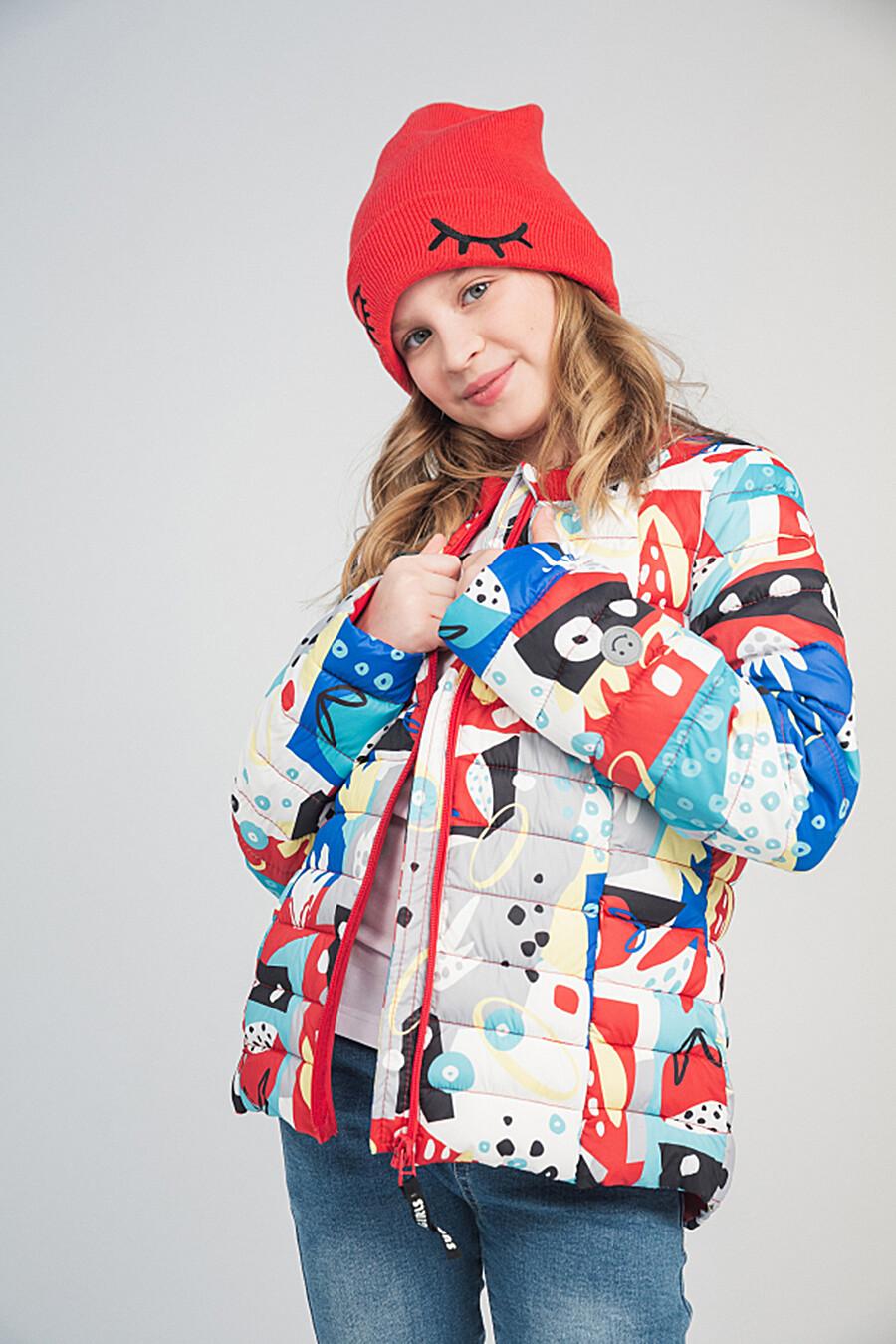 Куртка PLAYTODAY (126086), купить в Optmoyo.ru