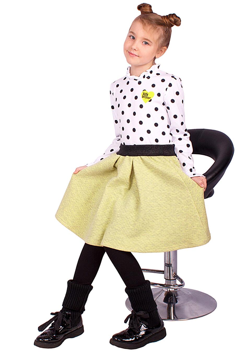 Джемпер для девочек Archi 130801 купить оптом от производителя. Совместная покупка детской одежды в OptMoyo