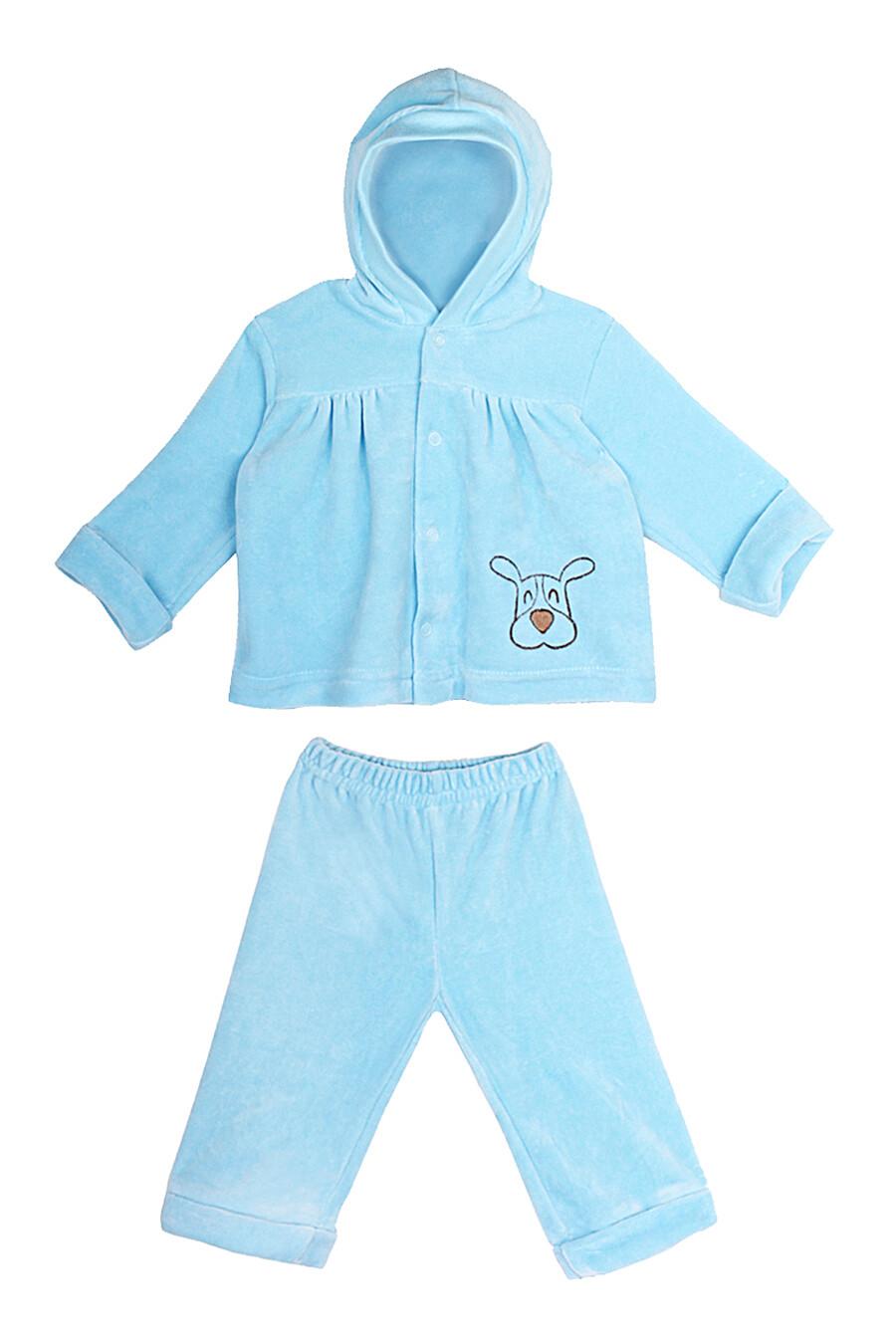 Комплект (Брюки+Джемпер) для мальчиков КОТМАРКОТ 130813 купить оптом от производителя. Совместная покупка детской одежды в OptMoyo