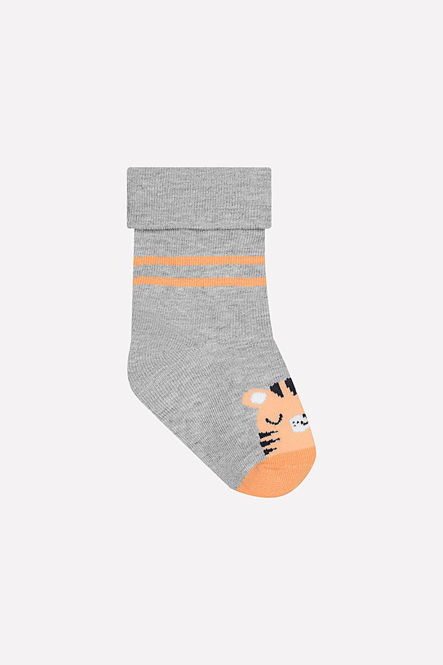 Носки для девочек CROCKID 130909 купить оптом от производителя. Совместная покупка детской одежды в OptMoyo