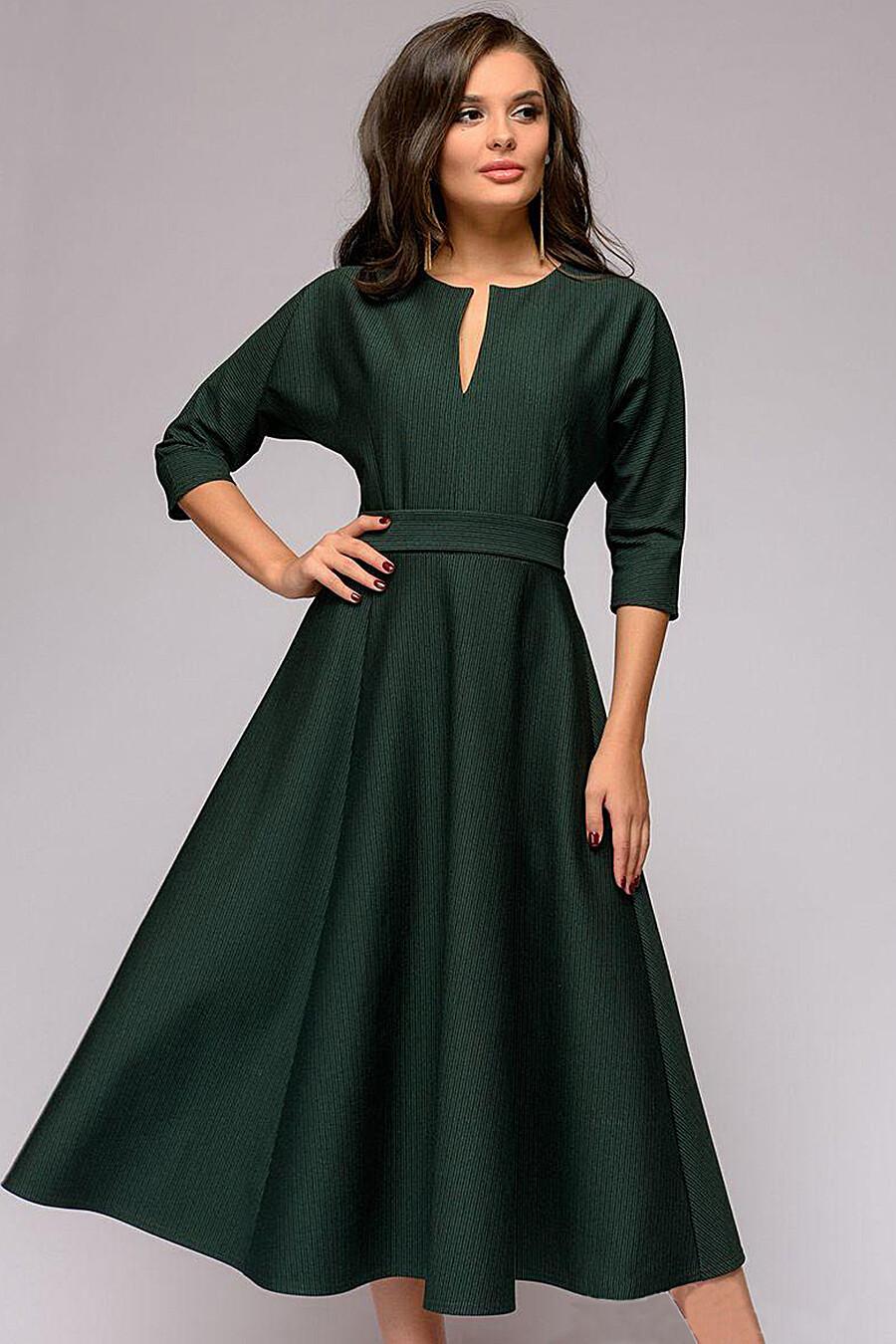 Платье для женщин 1001 DRESS 130990 купить оптом от производителя. Совместная покупка женской одежды в OptMoyo