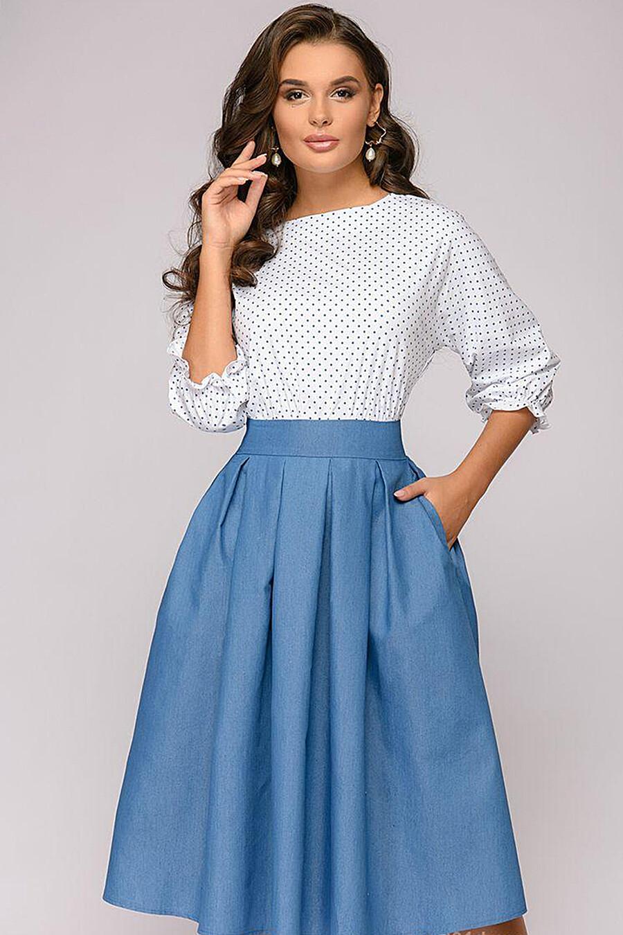 Платье 1001 DRESS (131051), купить в Optmoyo.ru