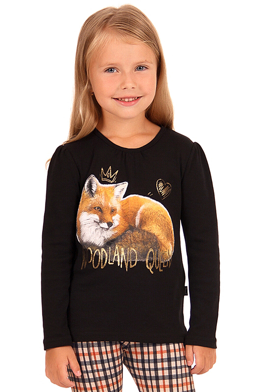 Джемпер для девочек Archi 131554 купить оптом от производителя. Совместная покупка детской одежды в OptMoyo