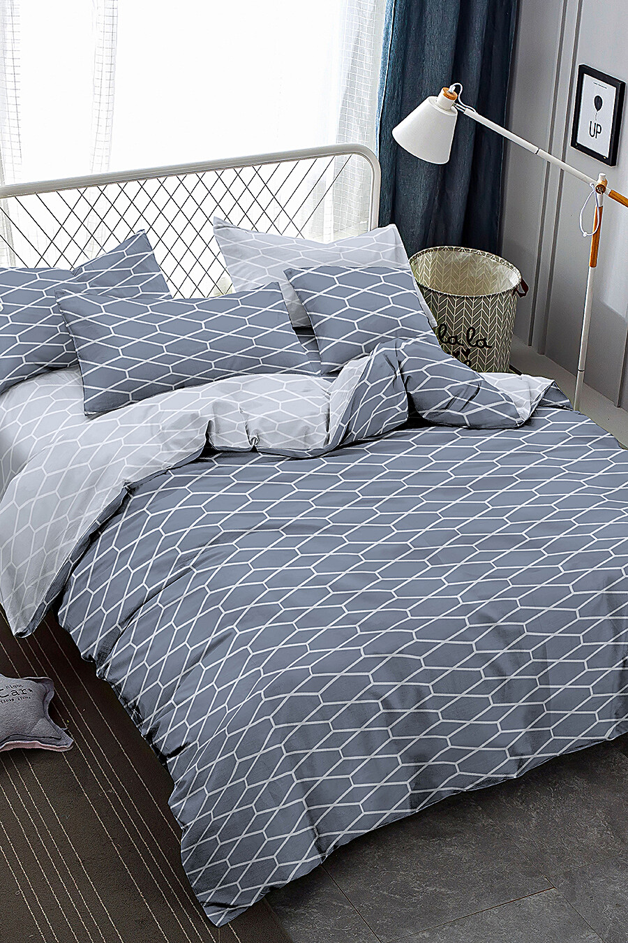 Комплект постельного белья AMORE MIO (135141), купить в Moyo.moda