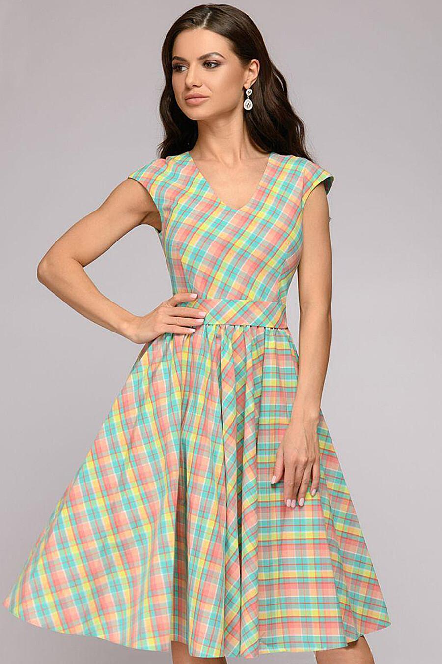 Платье 1001 DRESS (140363), купить в Optmoyo.ru