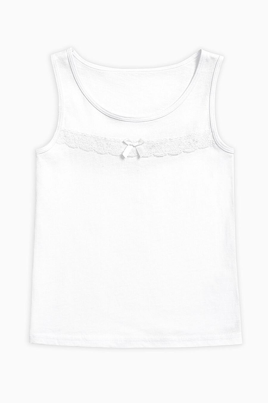 Майка для девочек PELICAN 146035 купить оптом от производителя. Совместная покупка детской одежды в OptMoyo