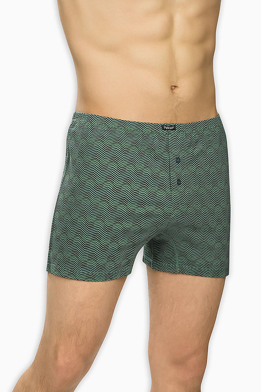 Трусы для мужчин PELICAN 146524 купить оптом от производителя. Совместная покупка мужской одежды в OptMoyo