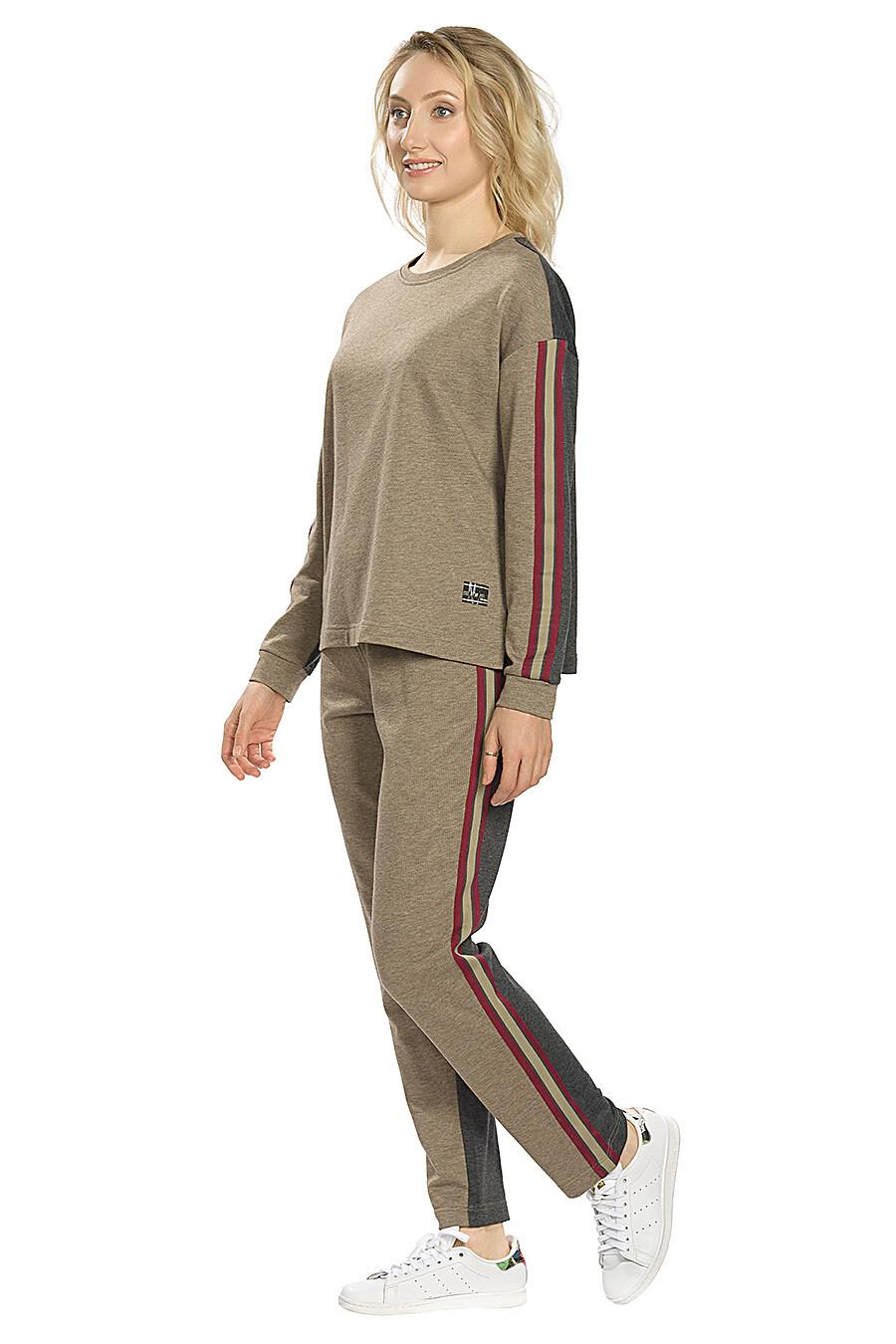 Копмлект (Брюки+Джемпер) для женщин PELICAN 146653 купить оптом от производителя. Совместная покупка женской одежды в OptMoyo