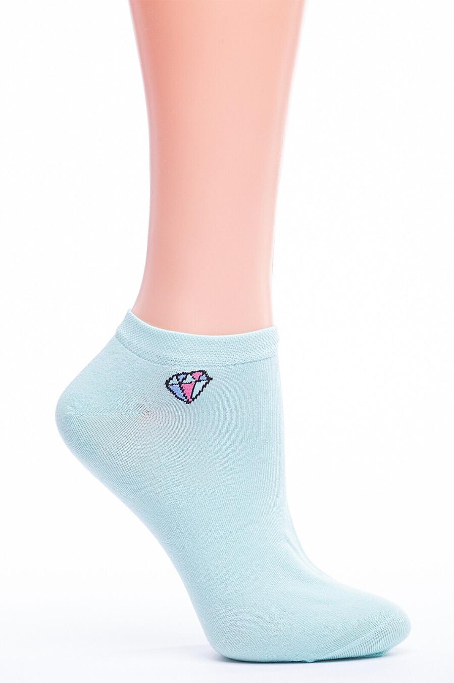 Носки для женщин GIULIA 147268 купить оптом от производителя. Совместная покупка женской одежды в OptMoyo