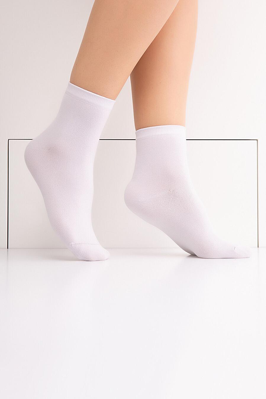 Носки для женщин GIULIA 147295 купить оптом от производителя. Совместная покупка женской одежды в OptMoyo