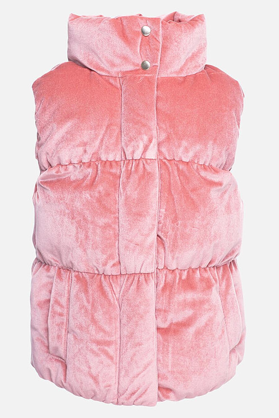 Жилет для девочек PLAYTODAY 147364 купить оптом от производителя. Совместная покупка детской одежды в OptMoyo