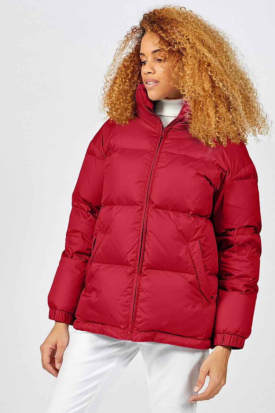 Куртка для женщин TOM FARR 148402 купить оптом от производителя. Совместная покупка женской одежды в OptMoyo