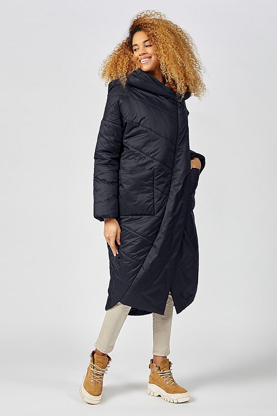 Куртка для женщин TOM FARR 148414 купить оптом от производителя. Совместная покупка женской одежды в OptMoyo