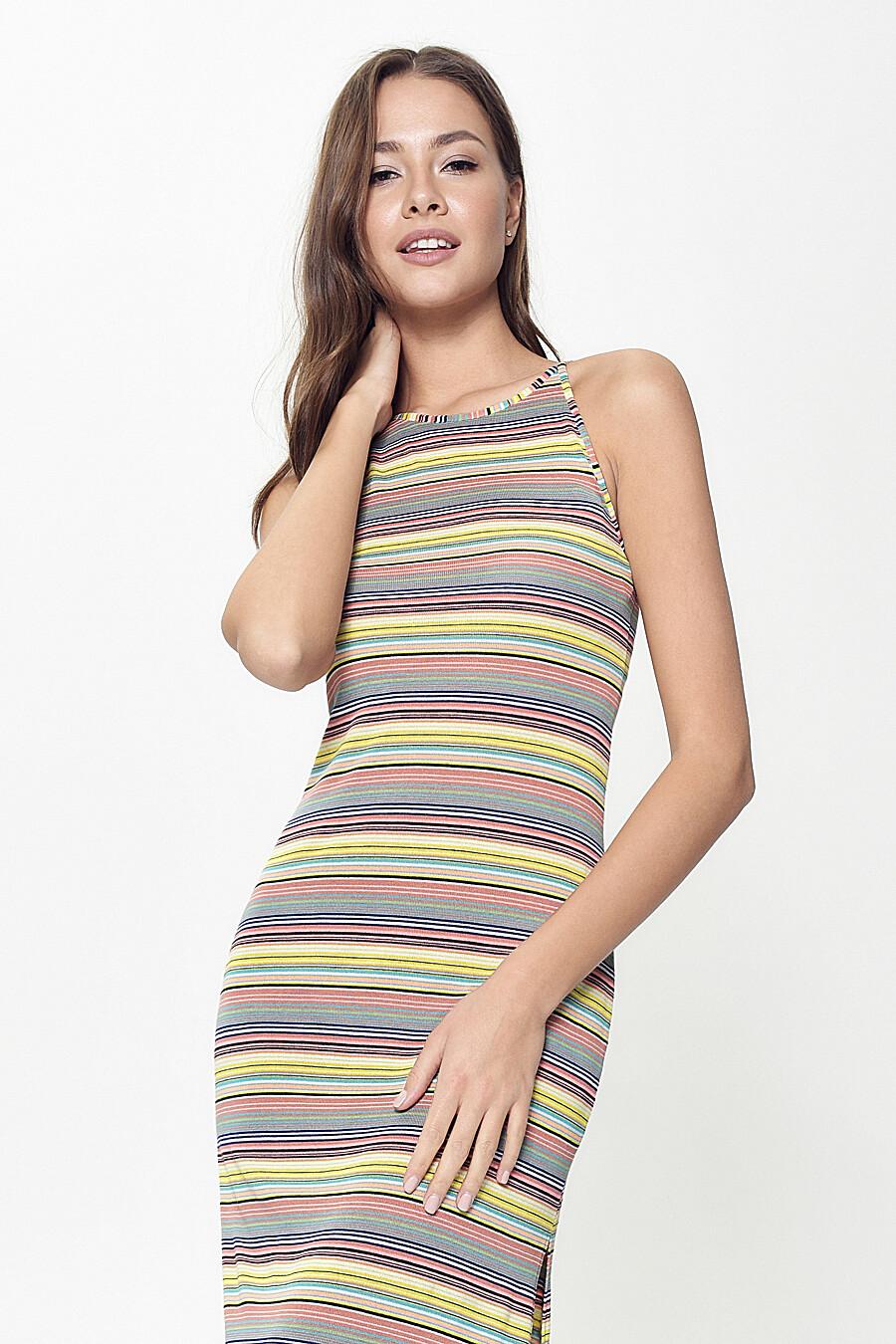 Платье для женщин CONTE ELEGANT 148651 купить оптом от производителя. Совместная покупка женской одежды в OptMoyo