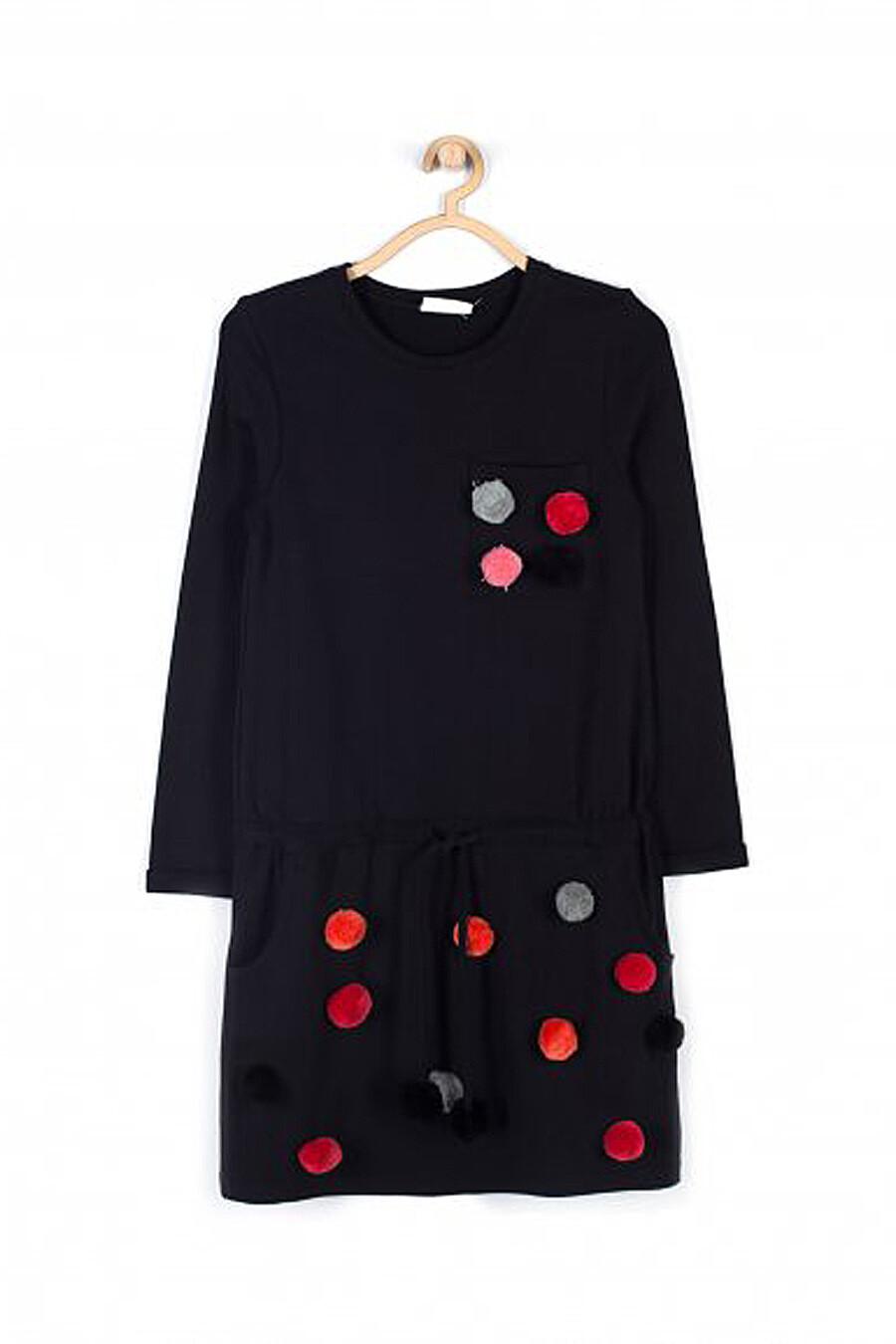 Платье для девочек COCCODRILLO 149554 купить оптом от производителя. Совместная покупка детской одежды в OptMoyo