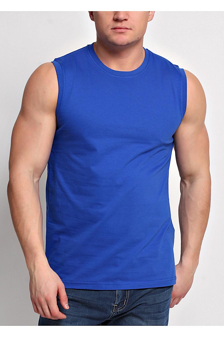 Майка для мужчин CLEVER 151807 купить оптом от производителя. Совместная покупка мужской одежды в OptMoyo