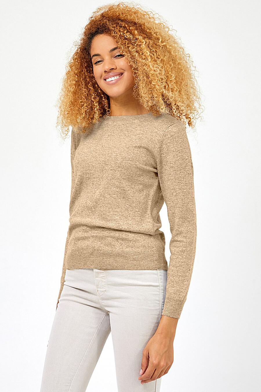 Джемпер для женщин TOM FARR 155117 купить оптом от производителя. Совместная покупка женской одежды в OptMoyo
