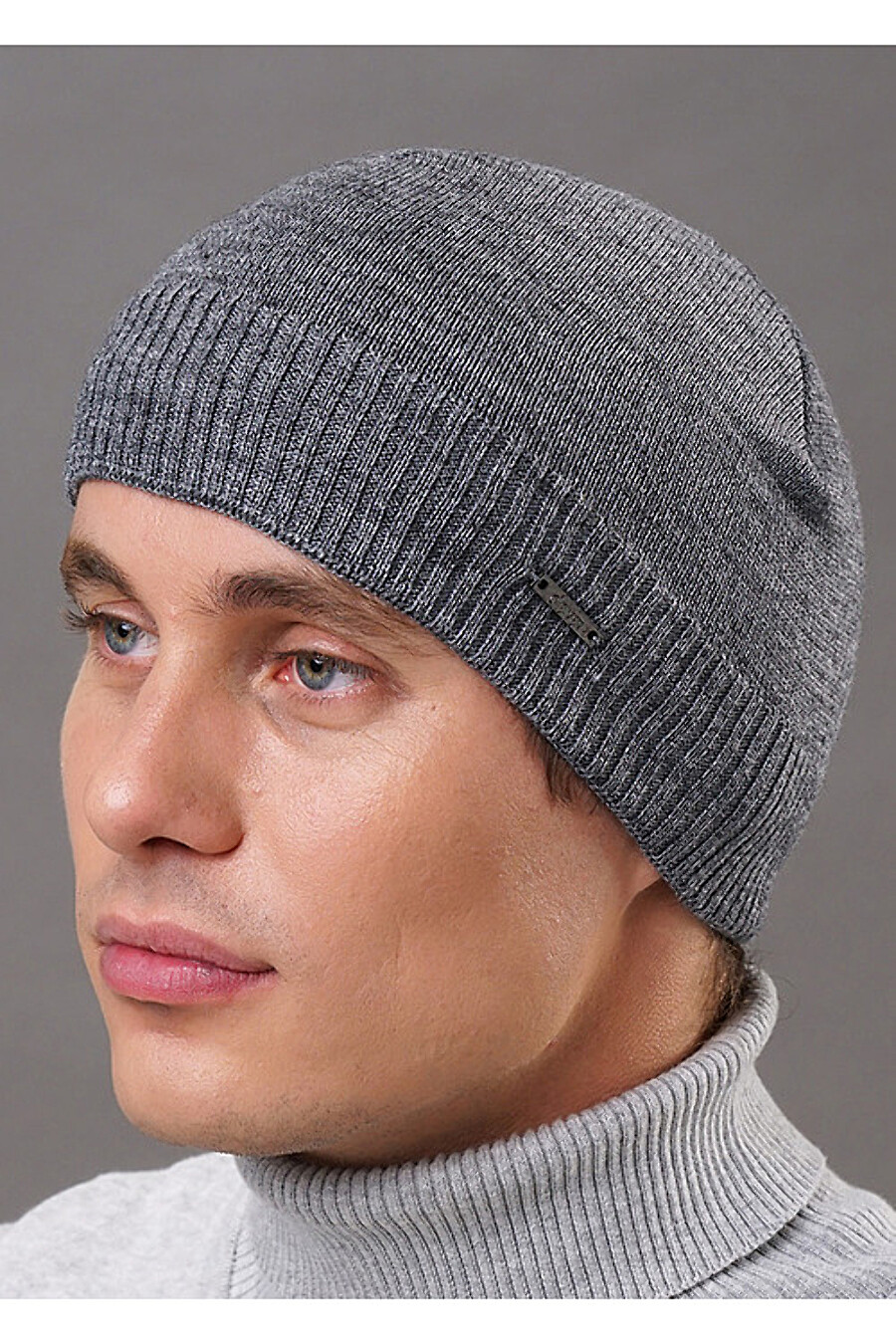 Шапка для мужчин CLEVER 155395 купить оптом от производителя. Совместная покупка мужской одежды в OptMoyo