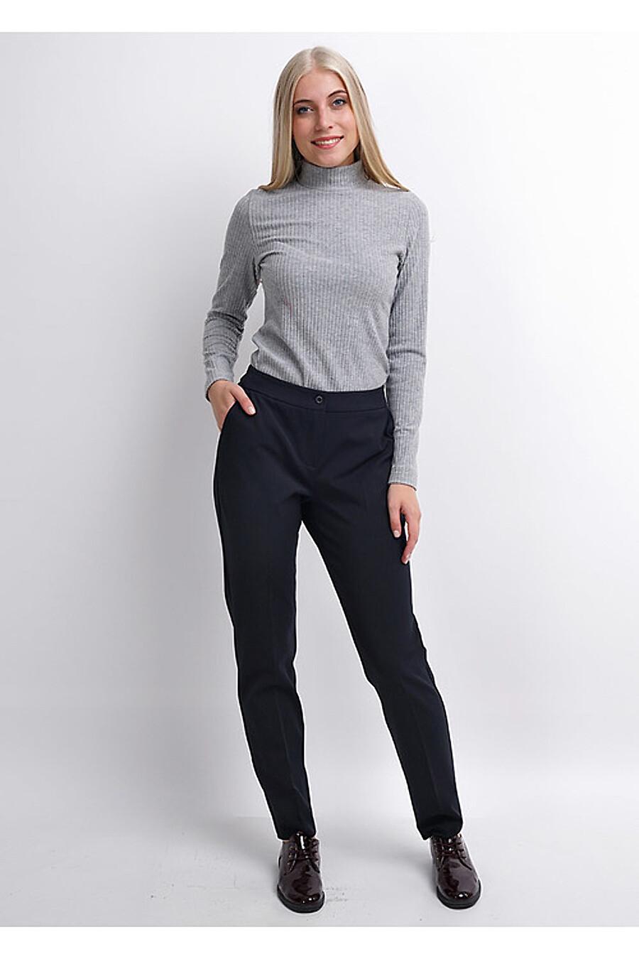 Брюки для женщин CLEVER 155503 купить оптом от производителя. Совместная покупка женской одежды в OptMoyo