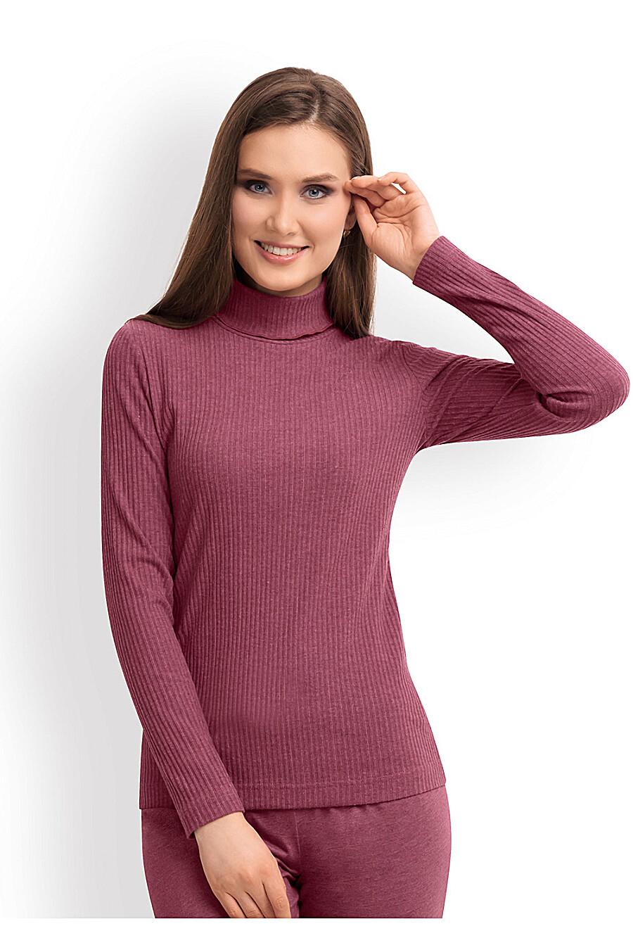Водолазка для женщин CLEVER 155554 купить оптом от производителя. Совместная покупка женской одежды в OptMoyo