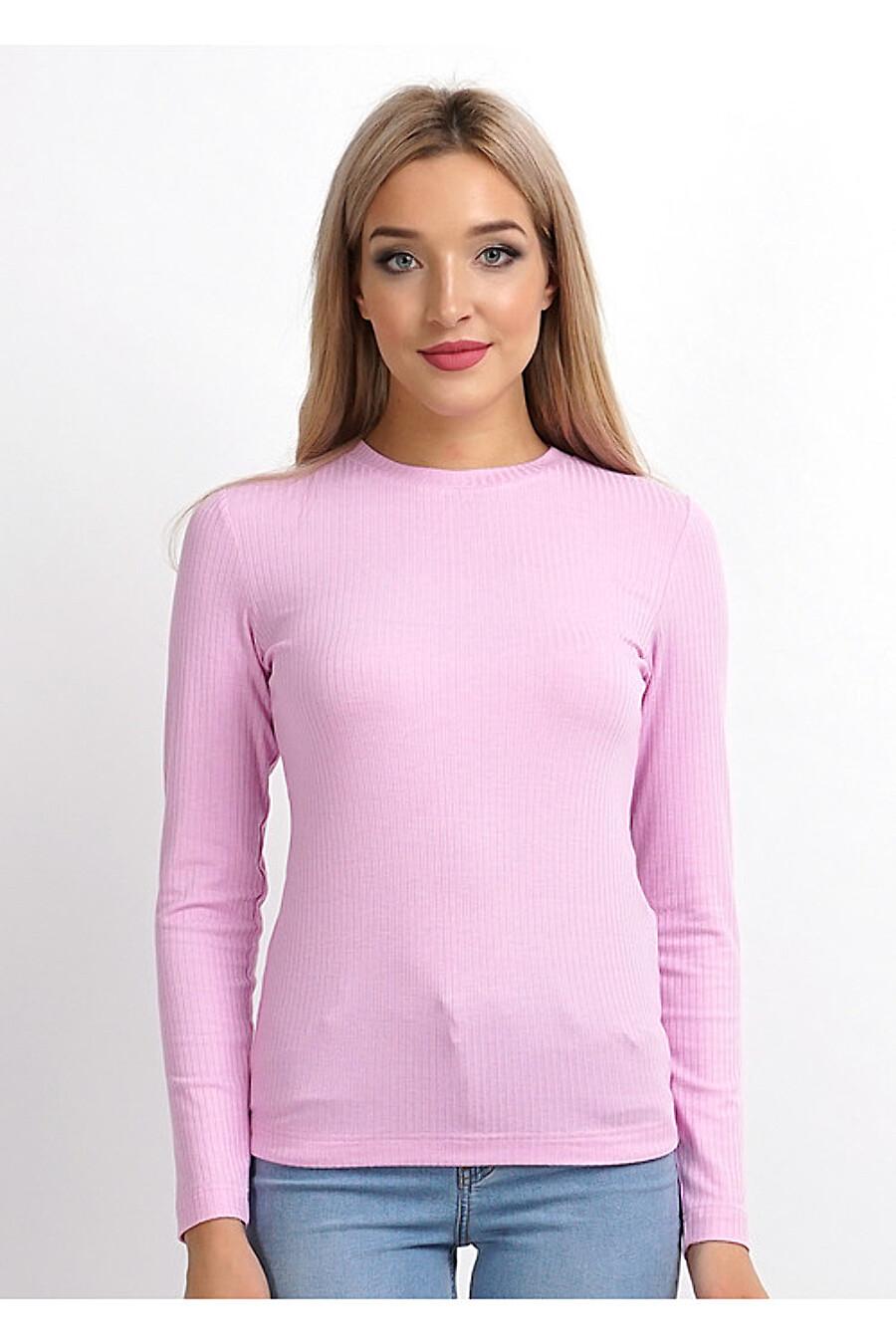 Джемпер для женщин CLEVER 155614 купить оптом от производителя. Совместная покупка женской одежды в OptMoyo