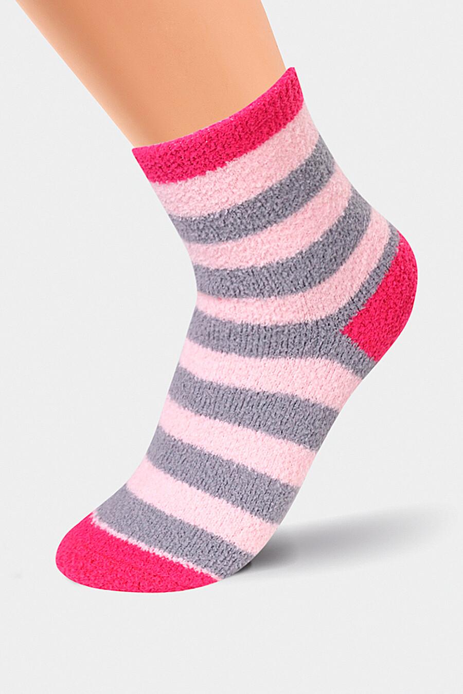 Носки для девочек CLEVER 156862 купить оптом от производителя. Совместная покупка детской одежды в OptMoyo