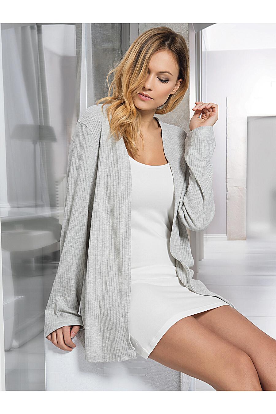 Кардиган для женщин JADEA 157063 купить оптом от производителя. Совместная покупка женской одежды в OptMoyo