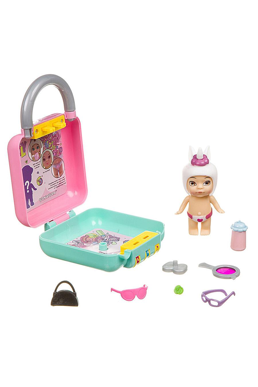 Игровой набор для детей BONDIBON 157201 купить оптом от производителя. Совместная покупка игрушек в OptMoyo