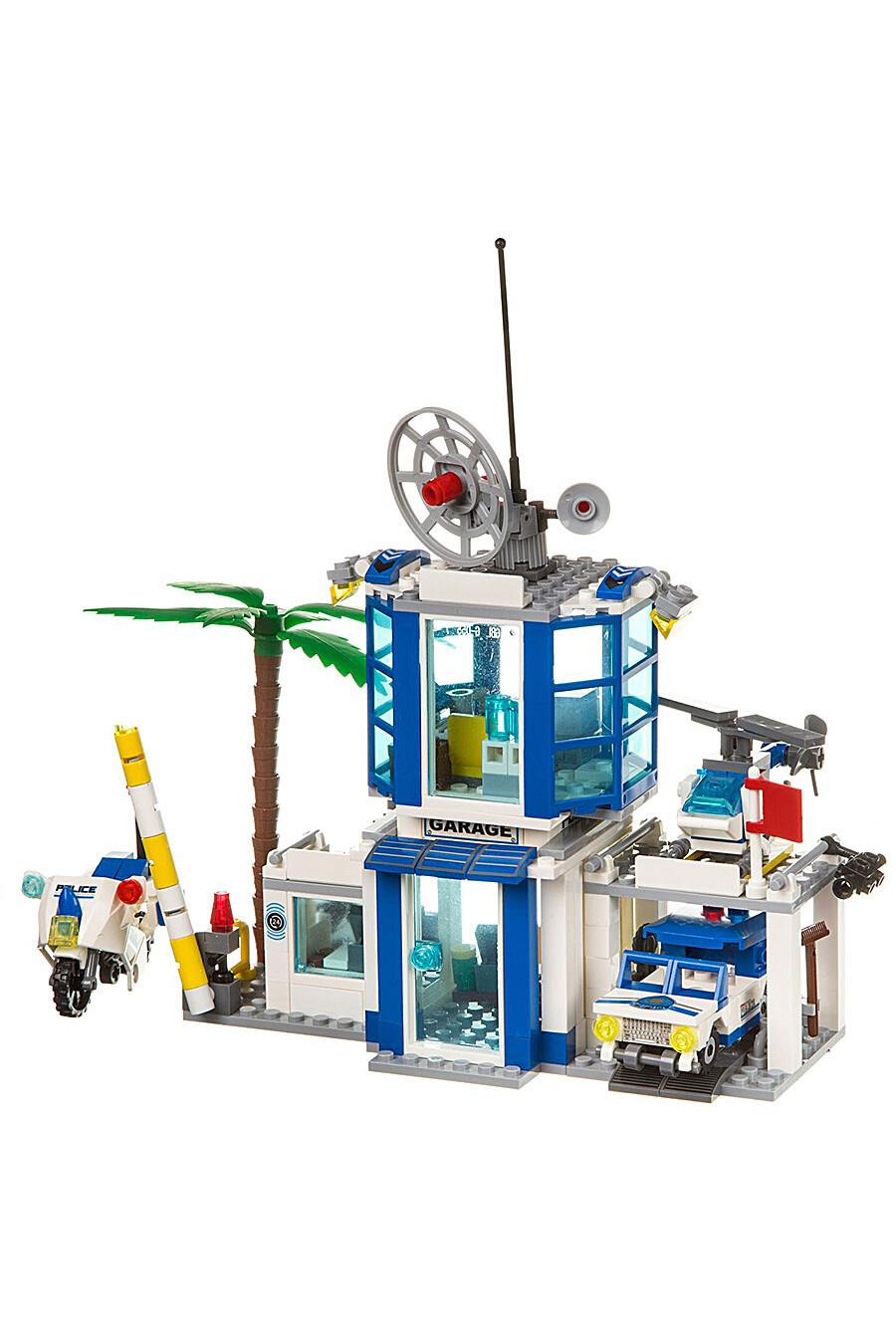 Конструктор для детей BONDIBON 157435 купить оптом от производителя. Совместная покупка игрушек в OptMoyo